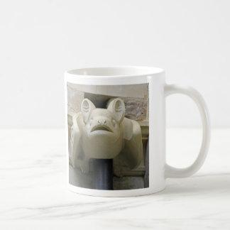 Bat gargoyle mug
