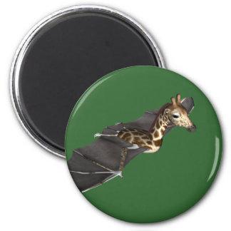 Bat Giraffe Hybrid Magnet