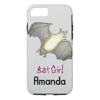 Bat Girl iPhone 8/7 Case