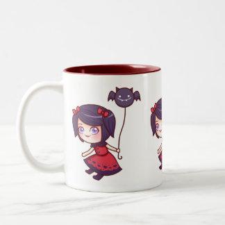 Bat Girl Mug