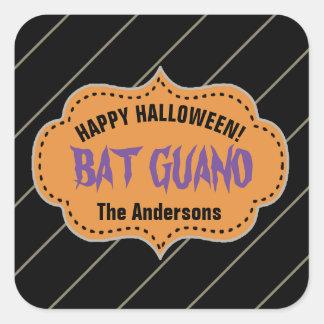 Bat Guano ID220 Square Sticker
