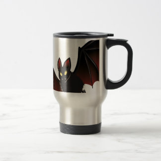 Bat Halloween Nice Travel Mug