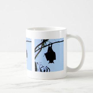 BAT - HANGING AROUND ~ ~ COFFEE MUG