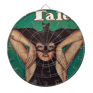 Bat Head Dart Board