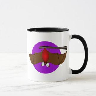 Bat Interrupted Mug