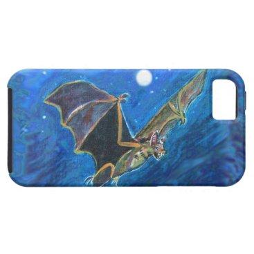 Halloween Themed BAT iPhone 5 Tough Case