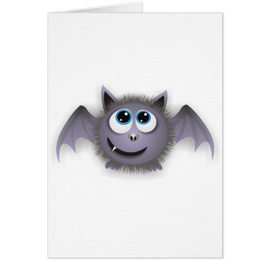 Bat Lil batty Card