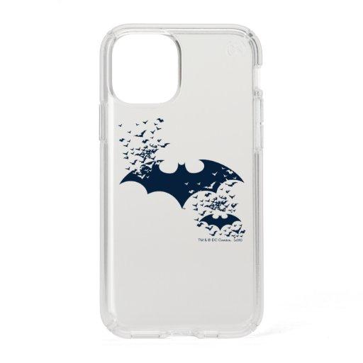 Bat Logo Bursting Into Bats Speck iPhone 11 Pro Case
