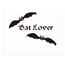 Bat Lover Design Postcard