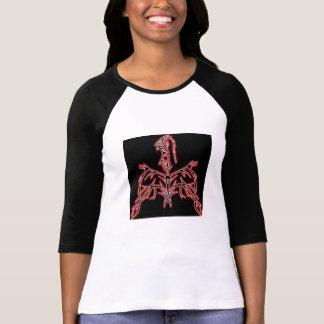 Bat Man Tribal T-Shirt