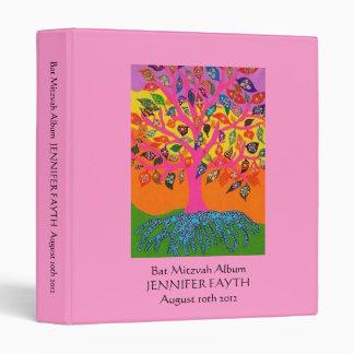 Bat Mitzvah Album - Tree of Life Binder