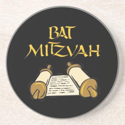 Bat Mitzvah Coasters