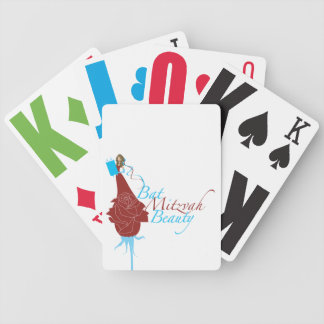 Bat Mitzvah Deck Bicycle Playing Cards