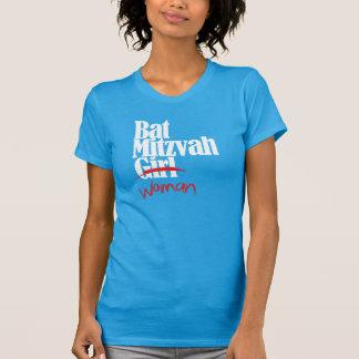 Bat Mitzvah Girl (woman) shirt
