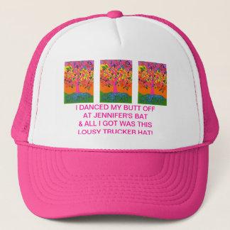 Bat Mitzvah 'Lousy Trucker Hat GiveAway'