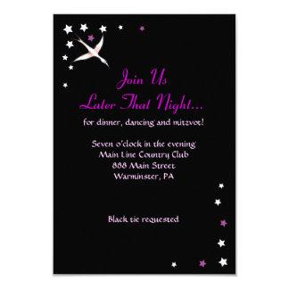 Bat Mitzvah matching Hemsa Response party card Personalized Invitations