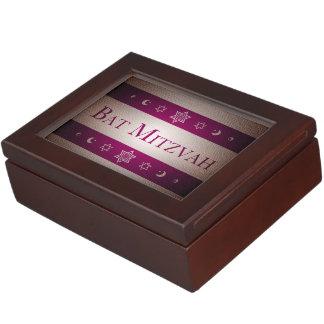 Bat Mitzvah Memory Box