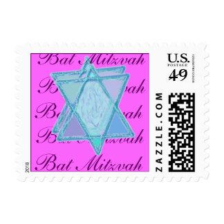Bat Mitzvah Multiple Stamp