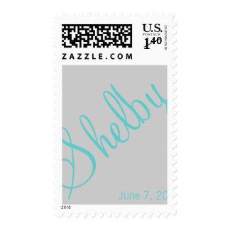 Bat Mitzvah stamp, Bar Mitzvah stamp