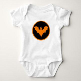 Bat Moon Baby Bodysuit