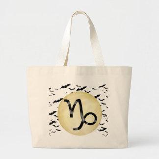 Bat Moon Capricorn Bags