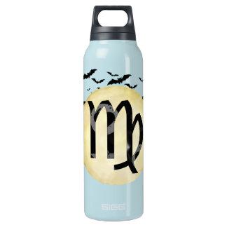 Bat Moon Virgo Insulated Water Bottle