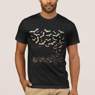 Bat Music Design 2 T-Shirt