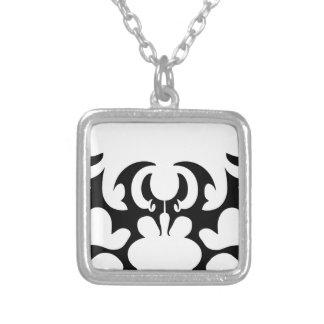 bat personalized necklace