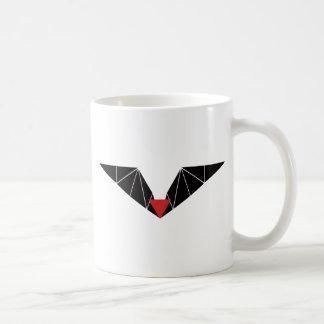 Bat Origami asked Coffee Mugs