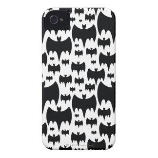 Bat Pattern iPhone 4 Case-Mate Case