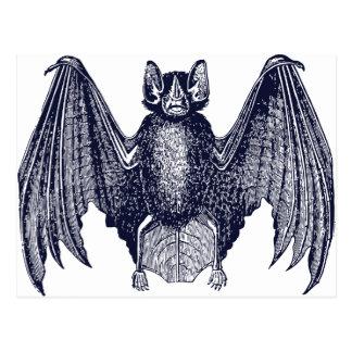 Bat Postcard