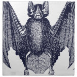 Bat Printed Napkins