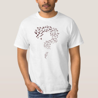 Bat Question Mark T-Shirt