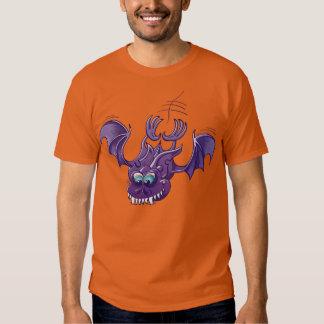 Bat Sinking its Fangs into Fresh Flesh Shirt