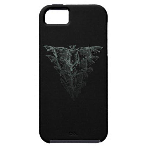 Bat Smoke iPhone 5 case