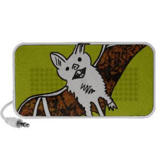 Bat iPod Speakers