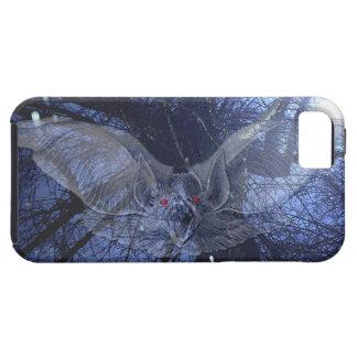 BAT Stormy Night Scary Creepy Gothic Halloween iPhone SE/5/5s Case