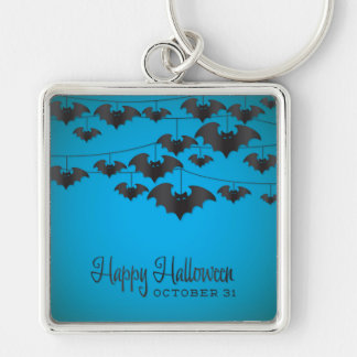 Bat string keychain