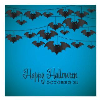 Bat string poster
