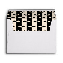 Bat Stripes Envelope