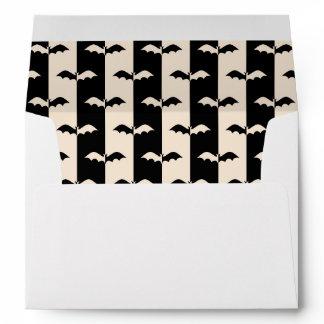 Bat Stripes Envelope