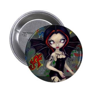 """Bat Tattoos"" Button"
