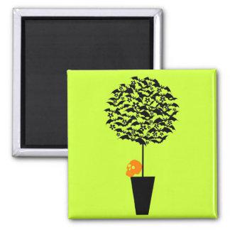 Bat Topiary Magnet