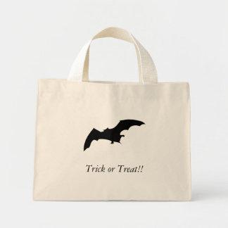 Bat Tote Bag 2-2010, Trick or Treat!!