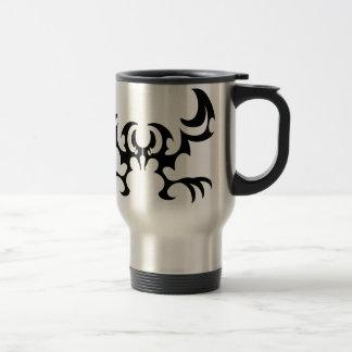 bat travel mug