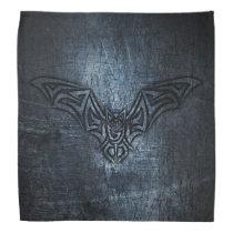 Bat Tribal Steel Bandana