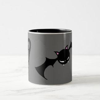 Bat Two-Tone Coffee Mug