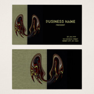 Bat Wings - Business Cards