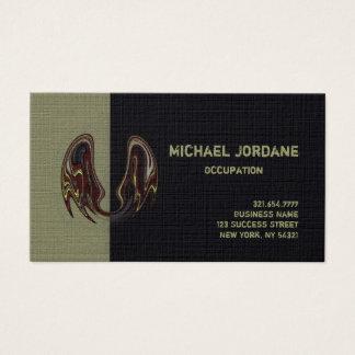 Bat Wings ~ Linen Paper / Business Cards