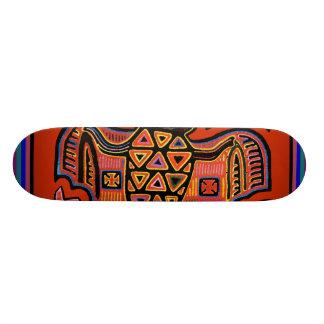 Bat Wings Skateboard - Tribal Skateboard